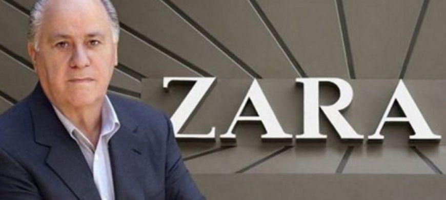 Portugal | O Fundador da Zara, Amancio Ortega doa mais 63 milhões de euros em material sanitário a Espanha