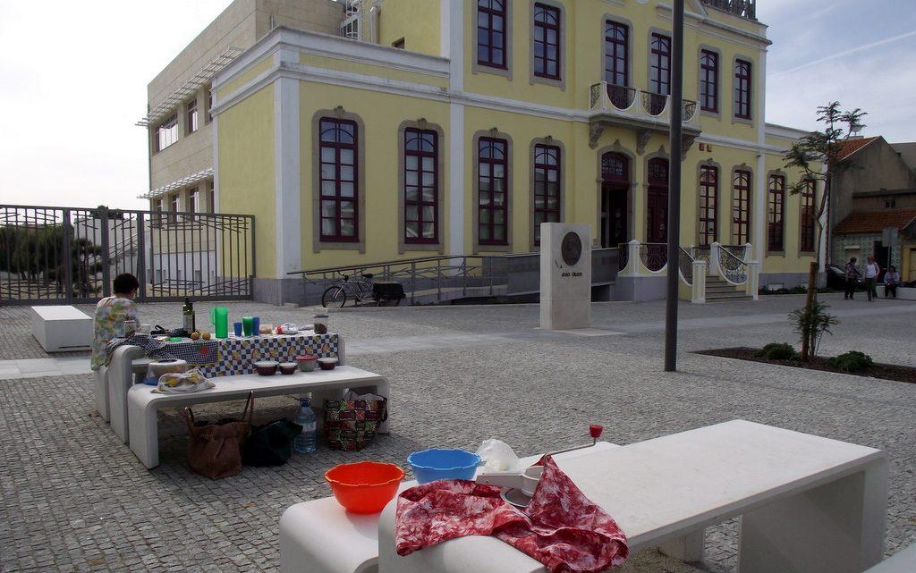 Biblioteca de Vagos participou em passatempo