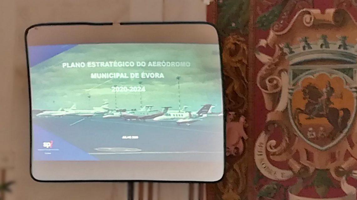Em reunião pública de 15 de Julho de 2020: Câmara de Évora conheceu projetos estruturantes para Évora e para a Região