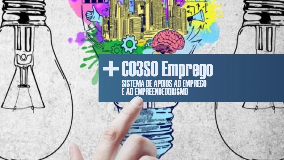 Proença-a-Nova | Abertas candidaturas para apoios ao emprego e empreendedorismo no âmbito do +CO3SO Emprego no Interior