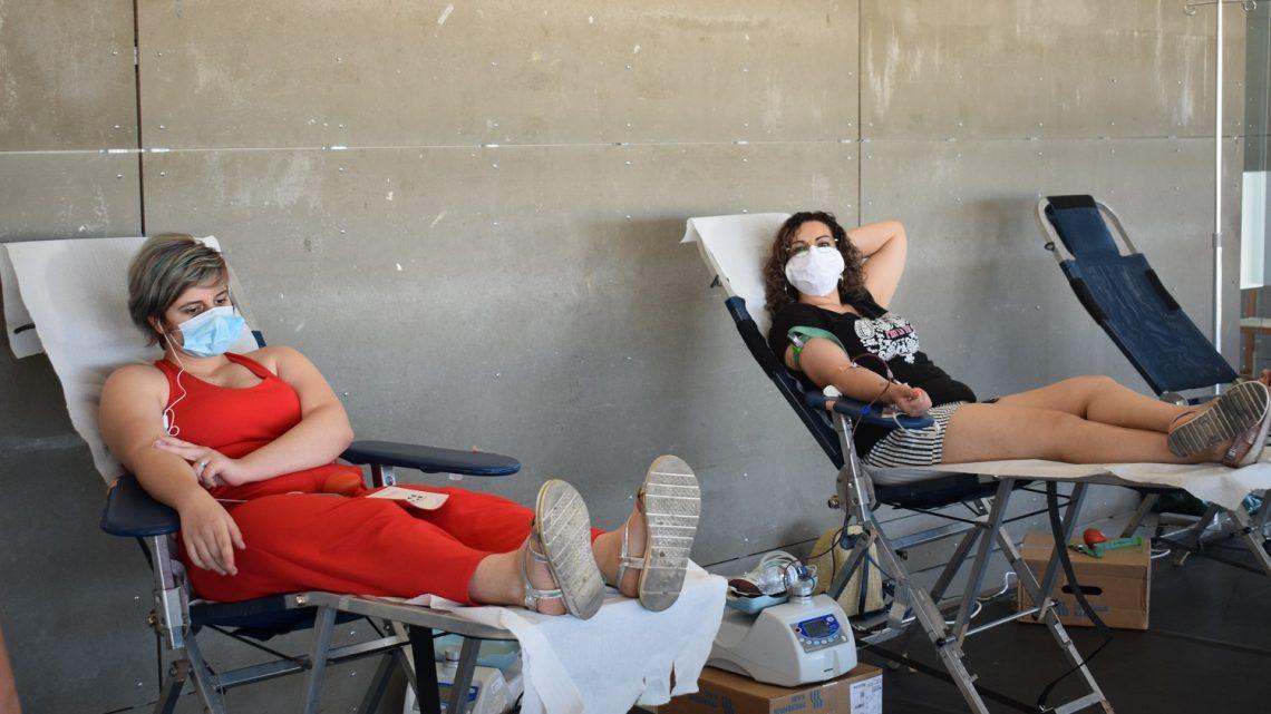 Portalegre | Quatro dezenas de dadores de sangue em Monforte