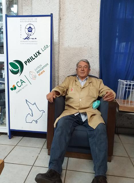 Columbófilia: Lusitano Espinhal vence concurso de castro verde – 2