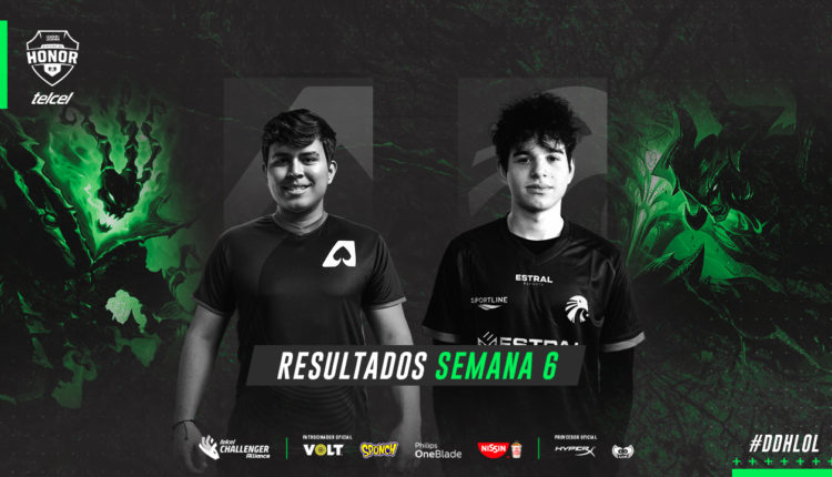México   Fin Al Invicto De Team Aze En La División De Honor Telcel Y Comparte Liderato Con Estral Esports