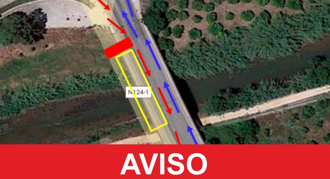 CIRCULAÇÃO NA PONTE SOBRE O RIO ARADE (EN 124-1), EM SILVES, PERMANECERÁ CONDICIONADA DE 08 A 22 DE JULHO