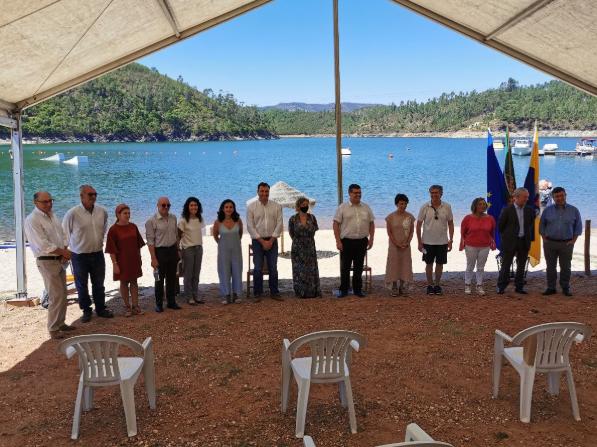Potencial das estações náuticas do Centro de Portugal salientado em cerimónia de apresentação