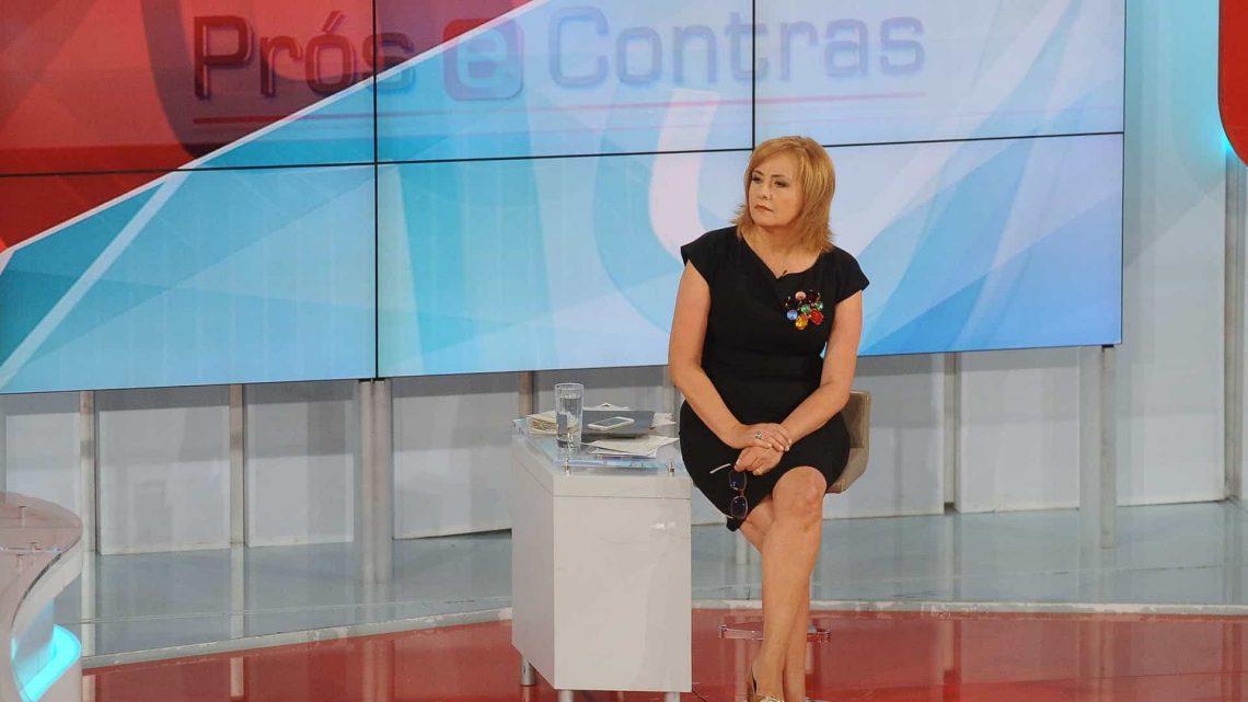 Fátima Campos Ferreira reage ao fim de 'Prós e Contras'