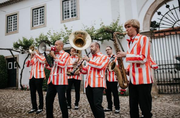 Termas da região Centro com espetáculos gratuitos de jazz em gosto e Setembro