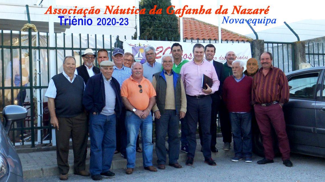 ASSOCIAÇÃO NÁUTICA E RECREATIVA DA GAFANHA DA NAZARÉ