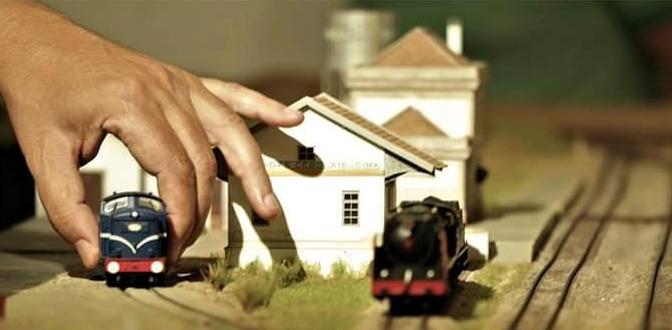 Museu Ferroviário de Macinhata do Vouga recebe exposição de modelismo ferroviário