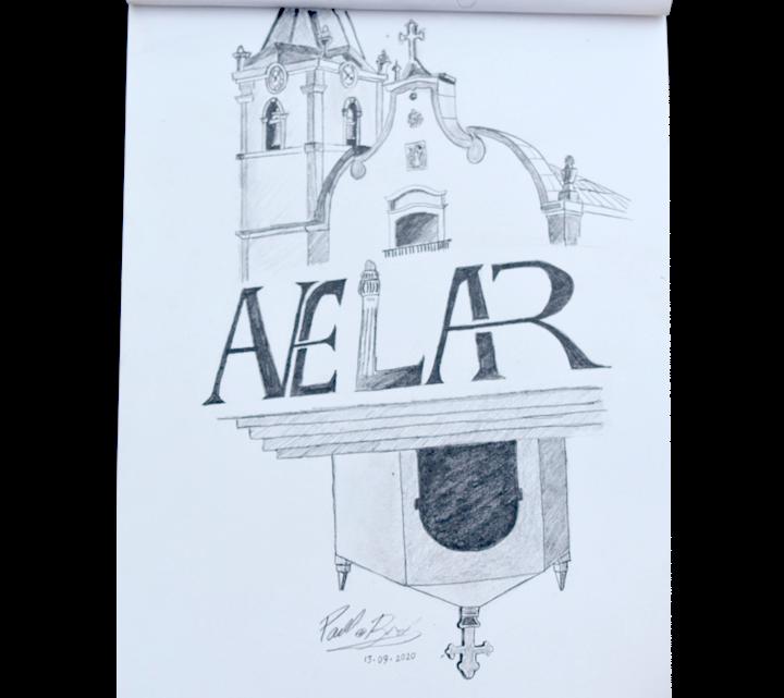 Ansião | Avelar recebeu Urban Sketch