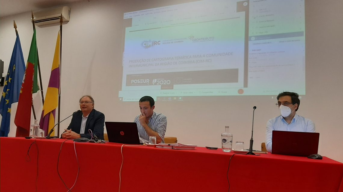 Biblioteca Municipal: Cantanhede recebe Gabinetes Técnicos Florestais da CIM – Região de Coimbra