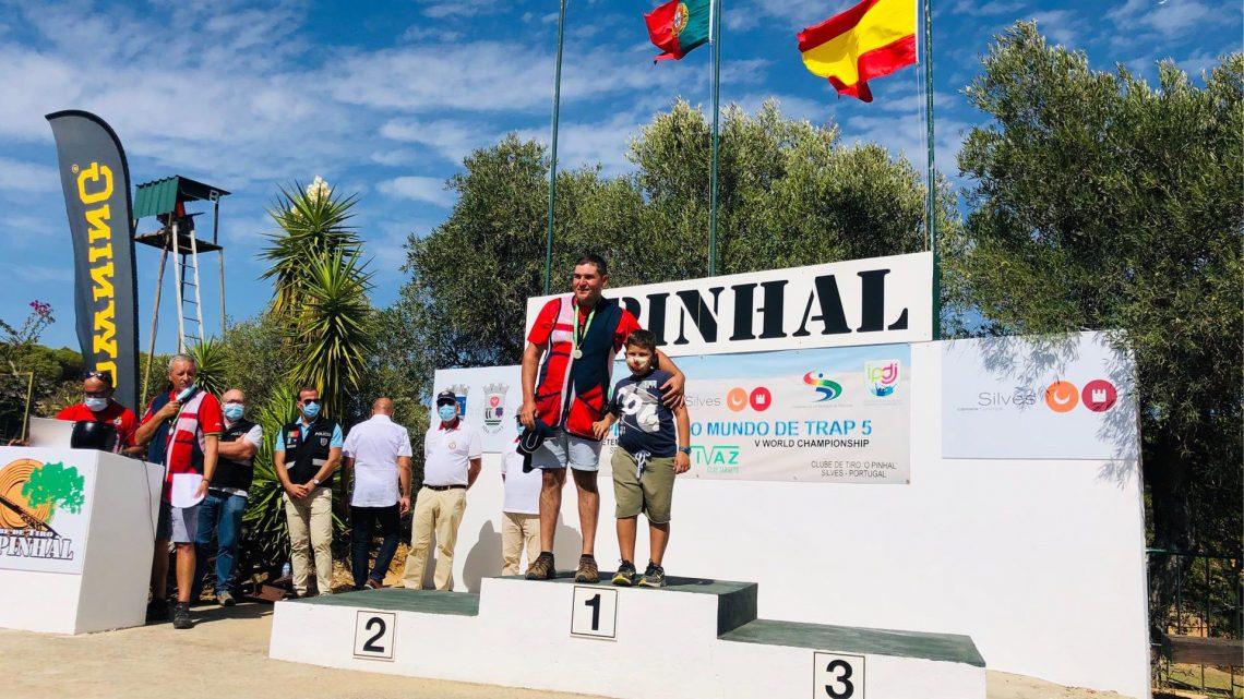 Proença-a-Nova | Davide Rodrigues vence V Campeonato do Mundo Trap 5
