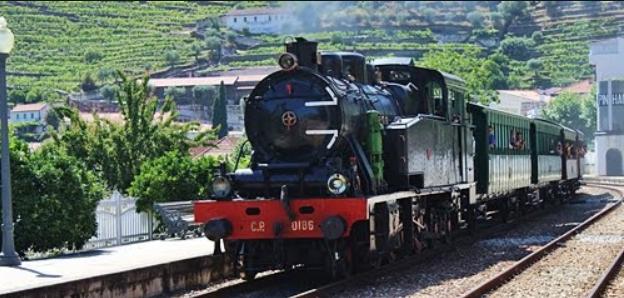 Viagens extraordinárias do Comboio Histórico do Douro