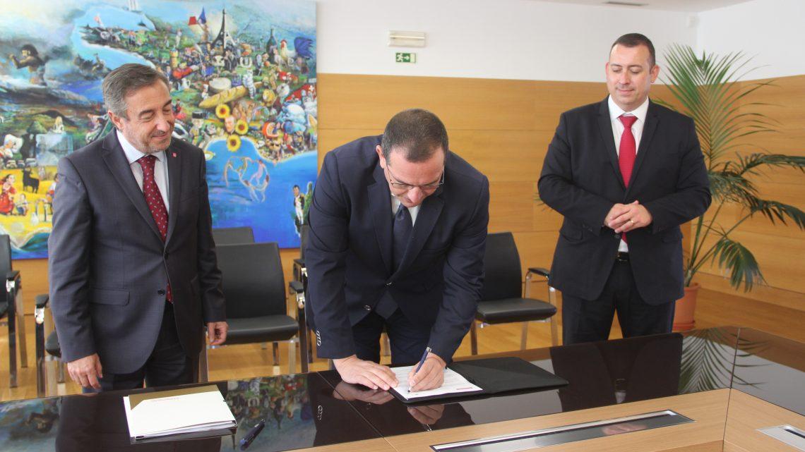 Município de Proença-a-Nova e Millennium BCP firmam acordo de parceria