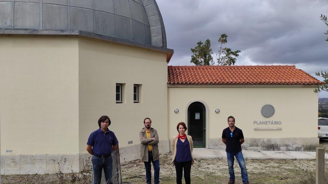 Consórcio quer promover as Geociências Planetárias na Europa