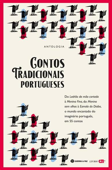Antologia reúne os mais belos contos da tradição oral portuguesa