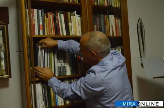 António Canteiro: O Homem dos dois mil livros…