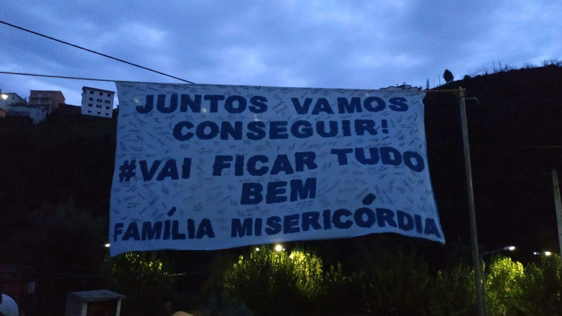 """""""COVID-19 Juntos Conseguimos!"""" é a campanha crowdfunding da Misericórdia de Pampilhosa da Serra!"""