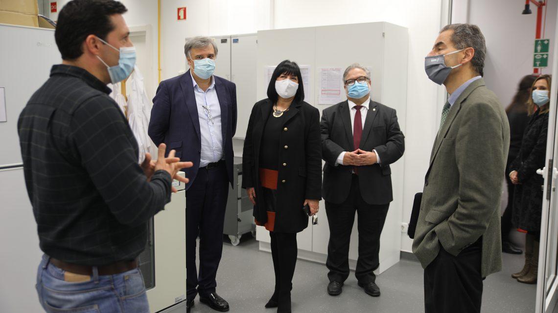 No Biocant Park: Immunethep desenvolve vacina para a Covid-19 em Cantanhede
