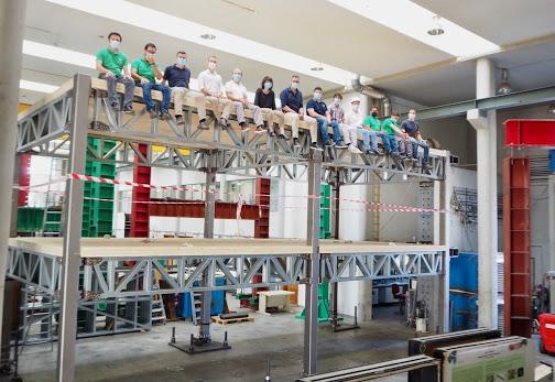 Projeto europeu liderado pela UC ajuda a democratizar a construção modular híbrida