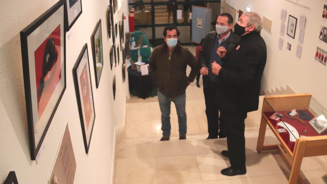 Proença-a-Nova | 33 anos de carreira do palhaço Mário Faísca resumidos em exposição