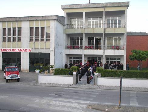 Município de Anadia comparticipa segunda equipa dos bombeiros afeta a doentes Covid-19