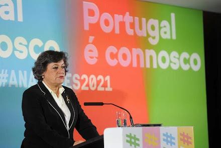 Ana Gomes é a mulher mais votada de sempre em Portugal