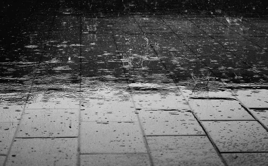 Continua o frio, mas volta a chuva, esta semana