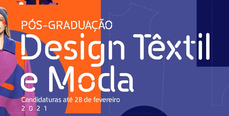 Barcelos   IPCA tem nova Pós-Graduação em Design Têxtil e Moda