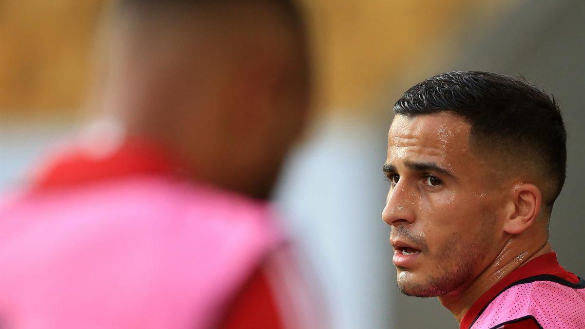Futebolista Omar Elabdellaoui gravemente ferido nos dois olhos em acidente com pirotecnia