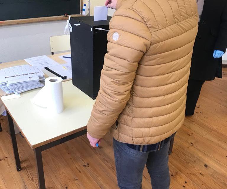 Cantanhede   Helena Teodósio enaltece os intervenientes nas eleições presidenciais no concelho de Cantanhede