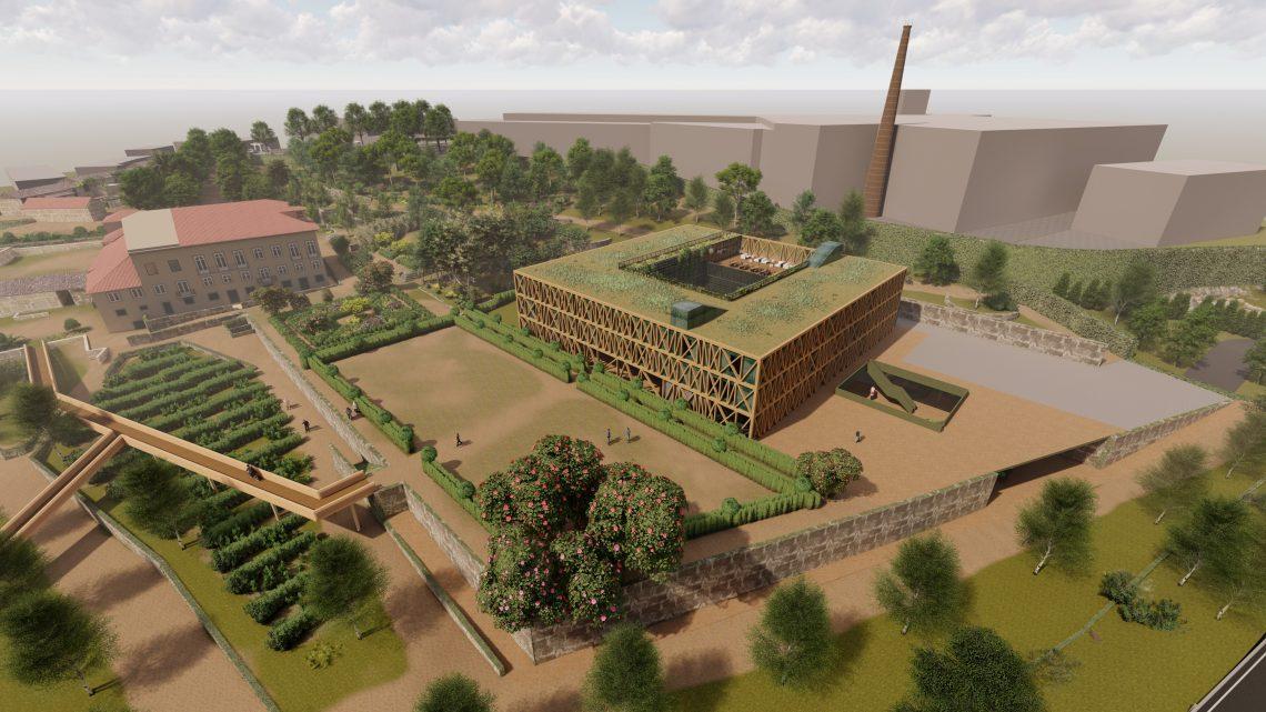 IPCA promete referência nacional e internacional: Escola-hotel do IPCA começa este ano a nascer em edifício sustentáve
