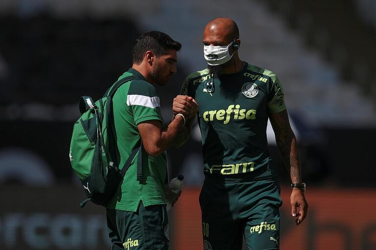 Taça Libertadores. Abel Ferreira e Palmeiras tentam suceder a Jorge Jesus e Flamengo