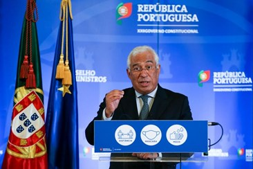 RESUMO DAS NOVAS MEDIDAS DE CONFINAMENTO ANUNCIADAS HOJE PELO PRIMEIRO MINISTRO