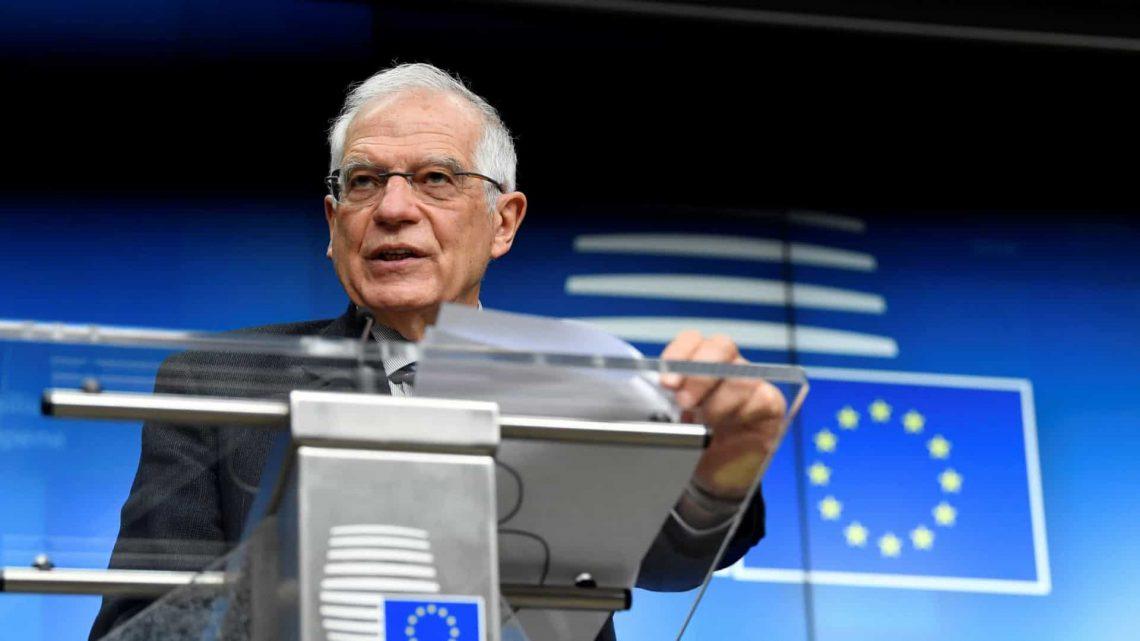 "Borrell condena ""veementemente"" expulsão de diplomatas europeus"