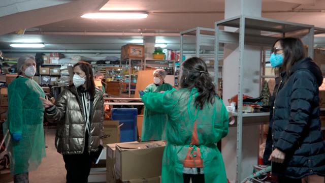 Cantanhede | No apoio às famílias mais vulneráveis ao impacto da pandemia