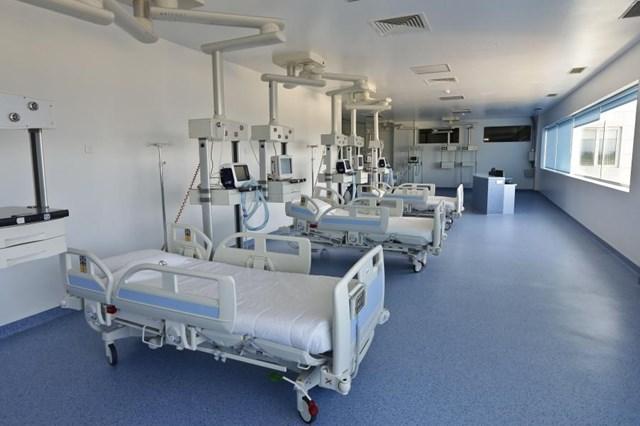 Hospitais do Centro voltam a registar descida no número de internamentos