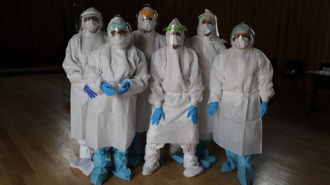 Marinha Grande | Câmara e Centro de Saúde parceiros no combate à Covid-19