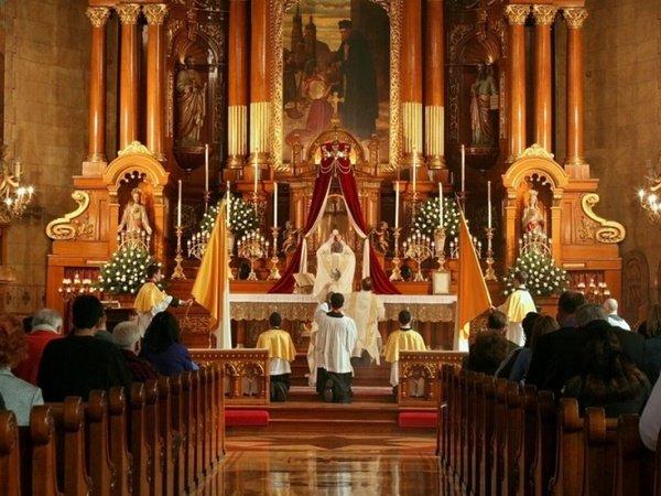 Oração é sugestão de quem escolheu estar confinado toda a vida