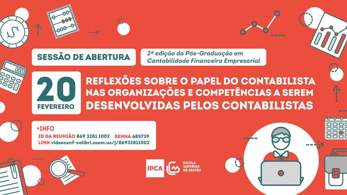 Barcelo | IPCA abre 2ª edição da Pós-Graduação em Contabilidade Financeira Empresarial