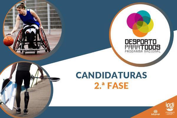 Programa Nacional de Desporto para Todos (PNDpT) abre 2.ª fase de candidaturas até 15 de março