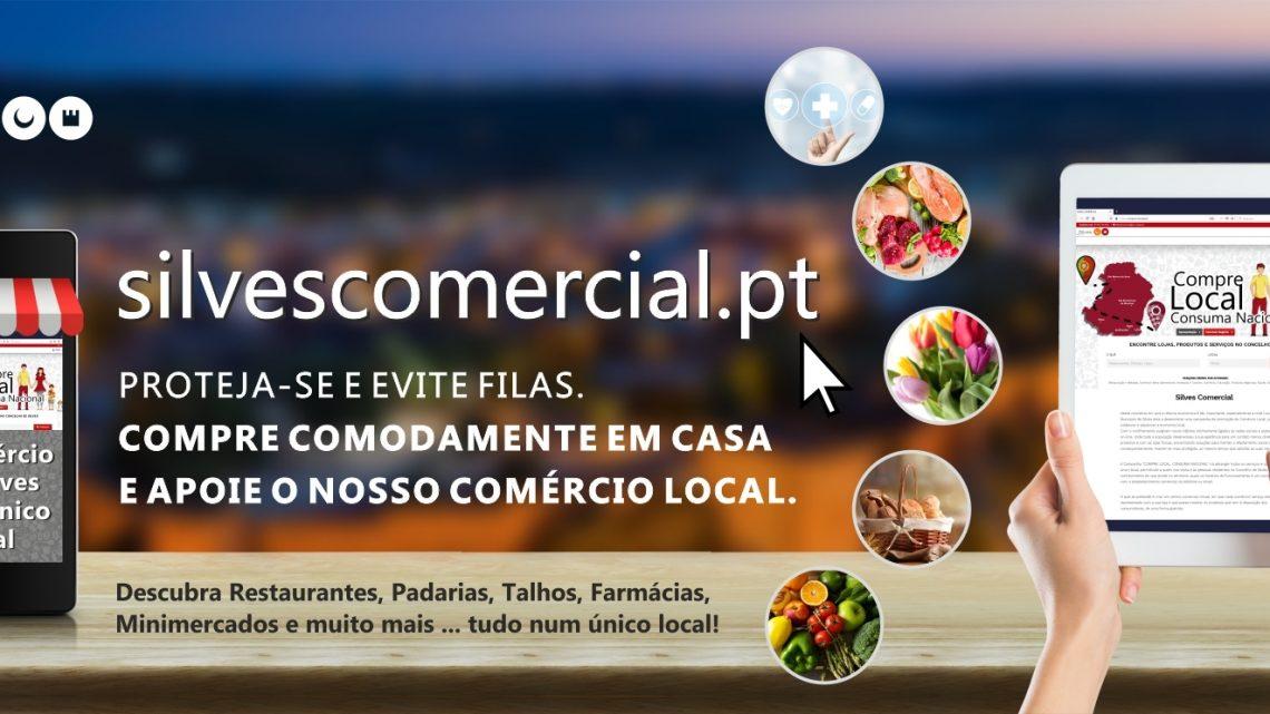 MUNICÍPIO DE SILVES APOIA O COMÉRCIO LOCAL E LANÇA CAMPANHA PROMOCIONAL