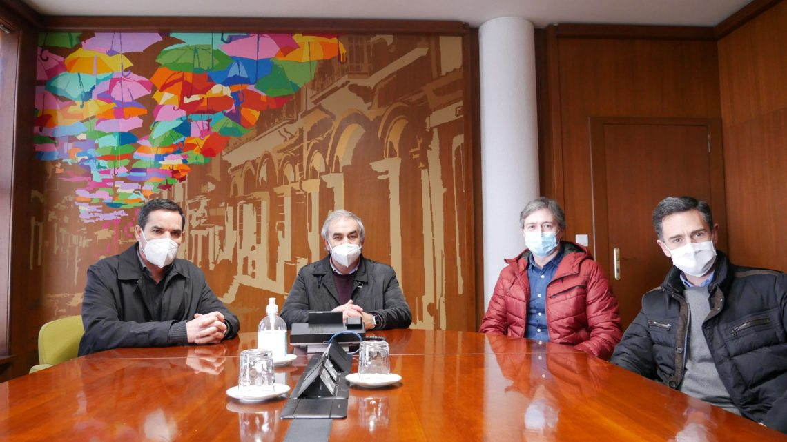 Câmara renova parceria com o Clube Sport Algés e Águeda XXI