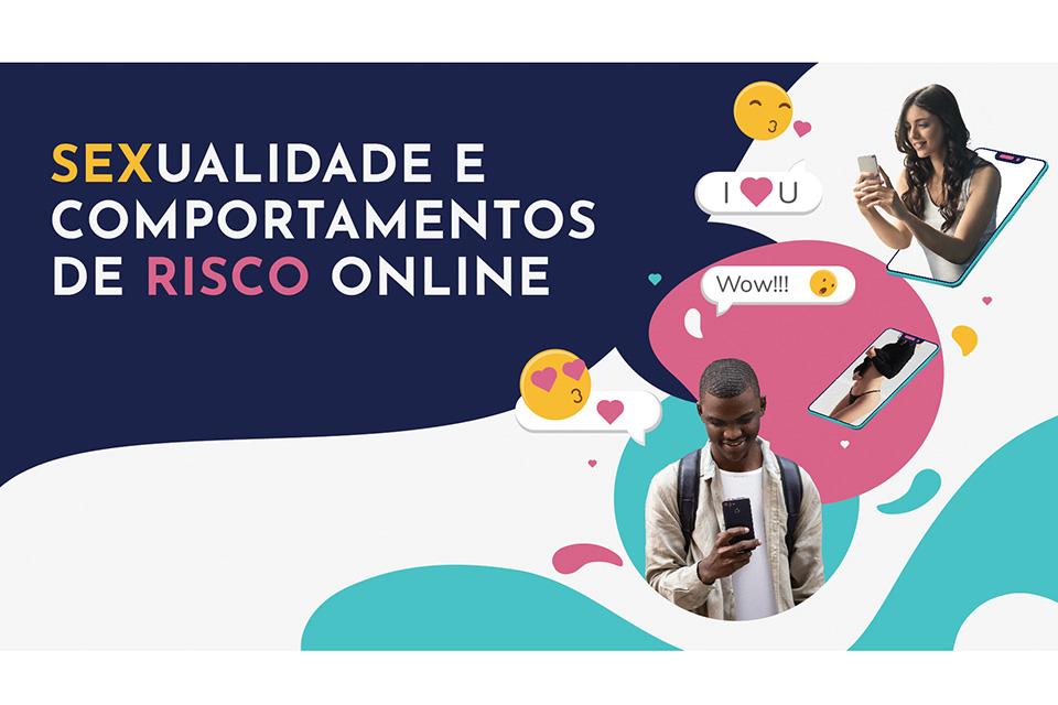 Dia da Internet + Segura | 9 de fevereiro Webinar «Sexualidade e comportamentos de risco online»
