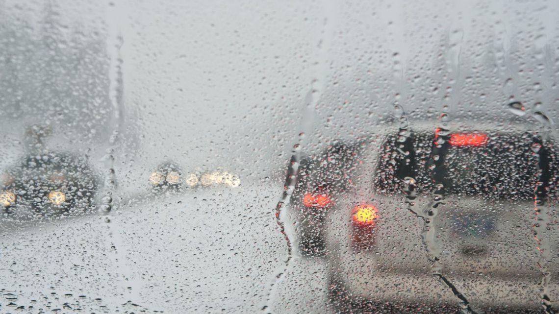Chuva, neve, vento e gelo: Um pouco de tudo neste Domingo de Inverno