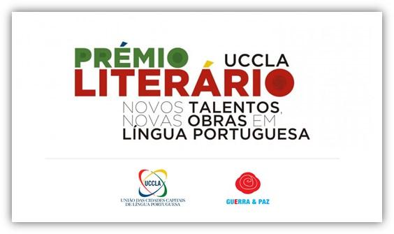 Prémio Literário UCCLA 2021: Candidaturas encerram no dia 28 de Fevereiro