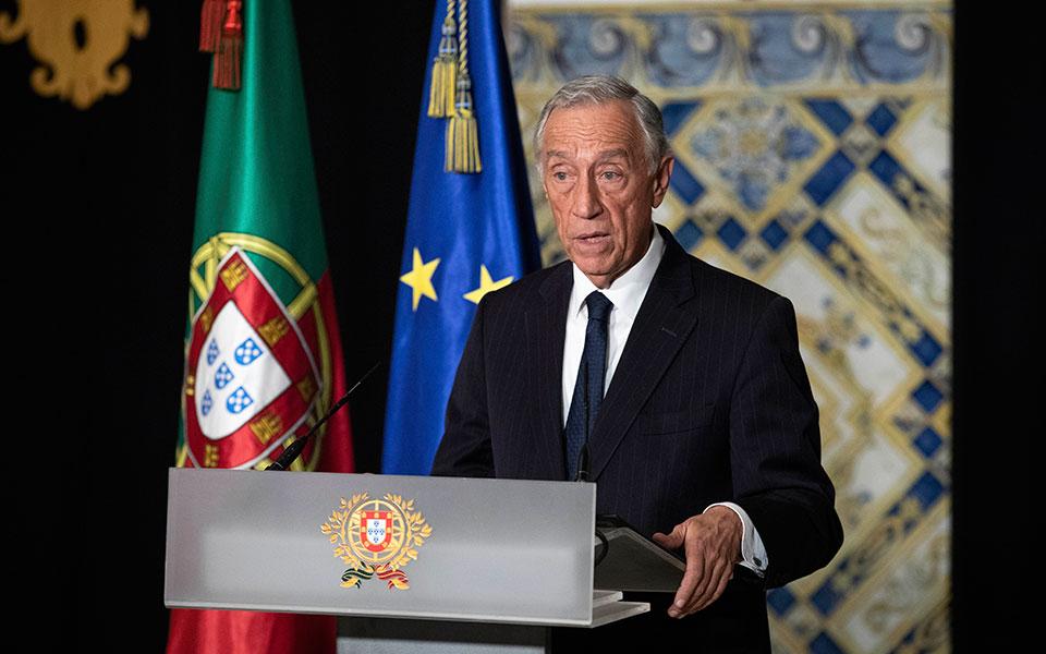 Covid-19: Marcelo Rebelo de Sousa fala ao país hoje às 20:00