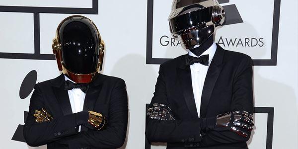 Reis da música eletrónica Daft Punk chegam ao fim