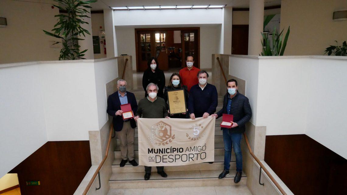 Cidade Social distingue a Câmara de Águeda pela programação desportiva em período de pandemia