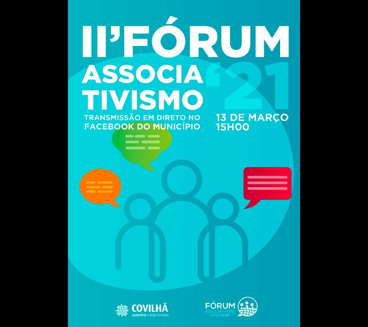 Covilhã | PROGRAMA OFICIAL DO 2º FÓRUM DO ASSOCIATIVISMO